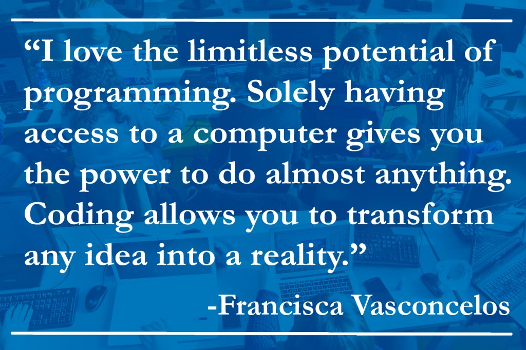 #TechTeen – Francisca Vasconcelos